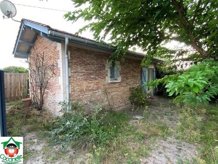 House sur Biganos ; € 197000  ; A vendre Réf. 1557