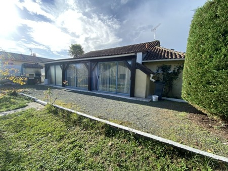vente maison Saint-Astier 88m2 124200€