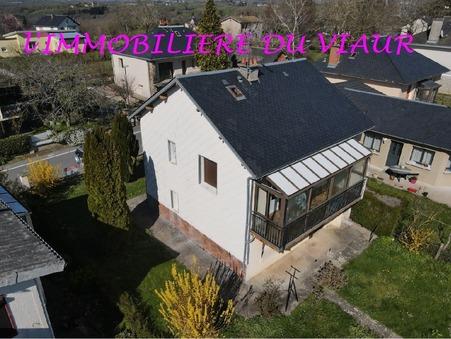 vente maison naucelle 80m2 128000€