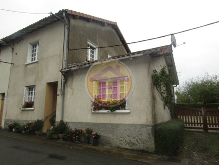 vente maison CHABRAC 150m2 91800€