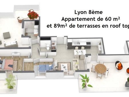 Vente Appartement LYON 8EME ARRONDISSEMENT Réf. 1037-E8-E4 - Slide 1