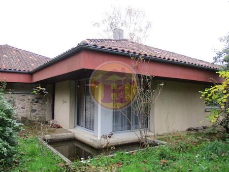 vente maison Saint-Junien 118m2 220400€