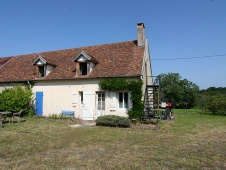 vente maison Saint-Seine 100m2 116500€