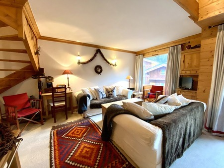 Vente appartement 905 000 € Courchevel