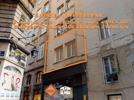 Vente Appartement LYON 1ER ARRONDISSEMENT Réf. 1200 - Slide 1