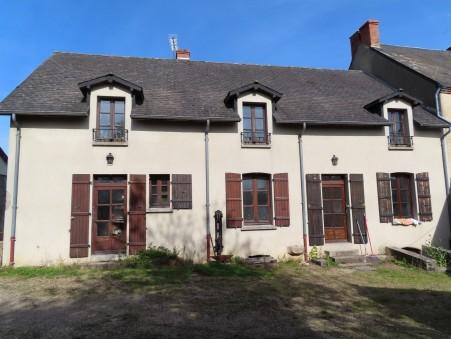 vente maison LUZY 150m2 108000€