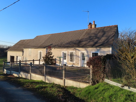 vente maison CHIDDES 75m2 84000€