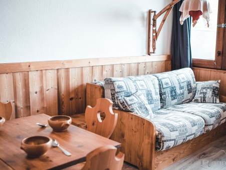 location appartement LA PLAGNE 26m2 365€