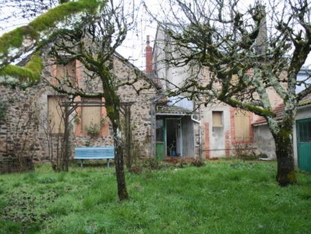 vente maison SEMELAY 132m2 95000€