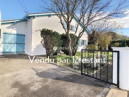vente maison ANGLET 130m2 563840 €