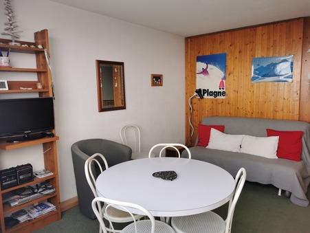 vente appartement LA PLAGNE 25.24m2 73440€