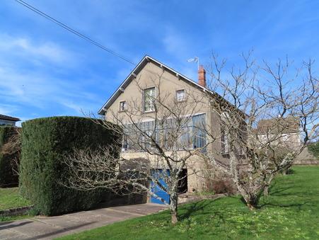 vente maison Saint-Honoré-les-Bains 115m2 96000€