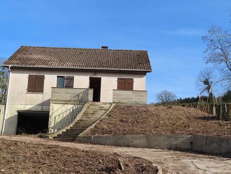 vente maison PREPORCHE 55m2 65000€