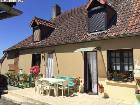 vente maison SEMELAY 120m2 85000€