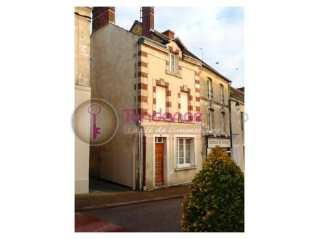 Achat maison Le Mele sur Sarthe Réf. B256SP