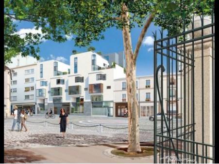 Vente Neuf Paris 13eme arrondissement Réf. COGEDIM 003 - Slide 1