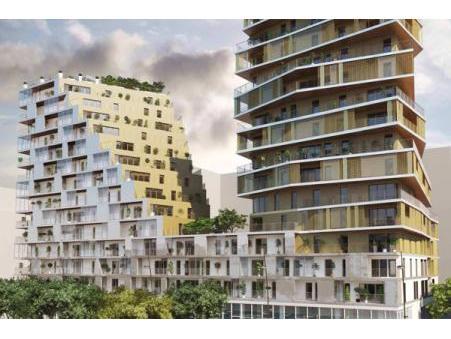 Vente Neuf Paris 13eme arrondissement Réf. BOUYGUES 002 - Slide 1