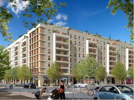 Vente Neuf Marseille 10eme arrondissement Réf. BOUYGUES 017 - Slide 1