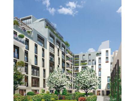 Achat neuf Paris 11eme Arrondissement Réf. COGEDIM 005