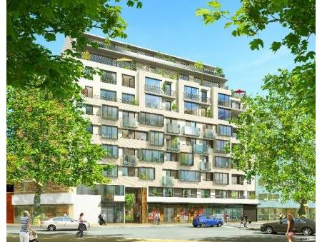 Vente Neuf Paris 19eme arrondissement Réf. COGEDIM 008 - Slide 1