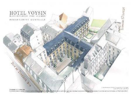 Neuf 494600 € Réf. ALAIN CRENN 004 Paris 3eme Arrondissement
