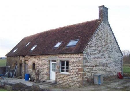 Vente maison 129500 €  St Bomer les Forges