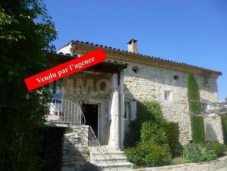 A vendre mas propriete La begude de mazenc 370 m²  598 000  €