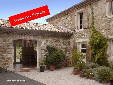 Achat mas propriete La begude de mazenc 262 m²  549 000  €