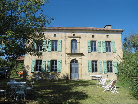 Vente Maison L'isle en dodon Réf. 3486 - Slide 1