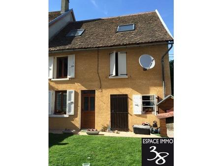 Maison sur Pierre Chatel ; 137000 € ; Achat Réf. HF613