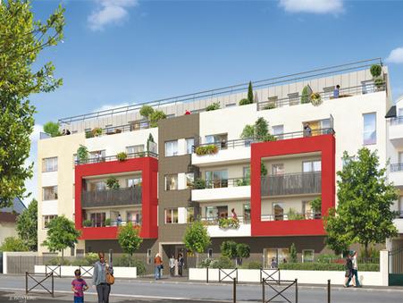 Neuf sur Villepinte ; À partir de 201000 €  ; A vendre Réf. 25621
