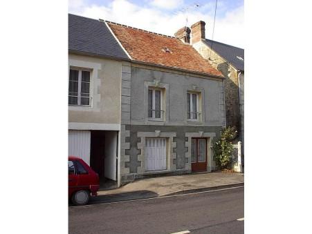 Vente maison 46999 € Courtomer