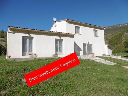 A vendre maison BOURDEAUX 160 m²  258 000  €