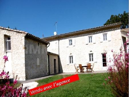 Vente mas propriete La begude de mazenc 280 m²  698 000  €