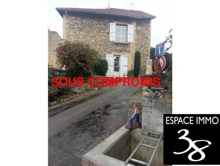 Vente Maison St georges de commiers Réf. J864 - Slide 1