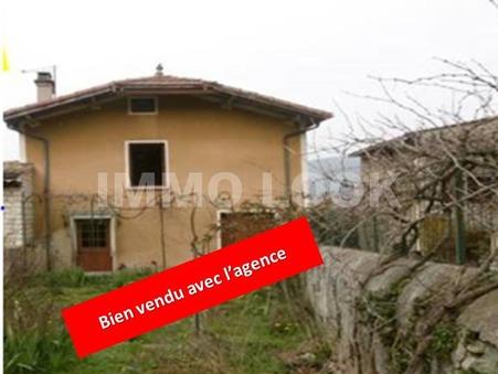Vente maison DIEULEFIT 60 m² 65 000  €