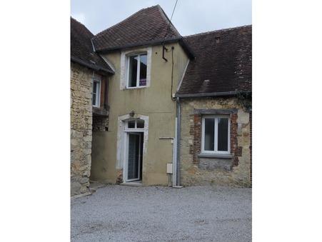Vente maison 49999 € Le Mele sur Sarthe
