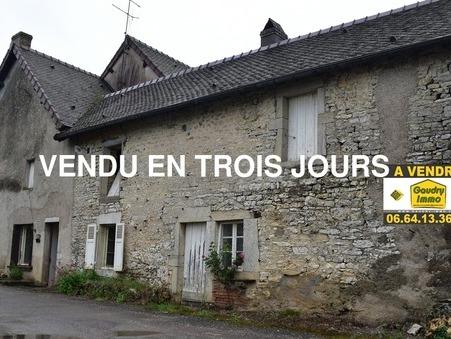 Achat maison BOURBERAIN 129 m² 43 000  €