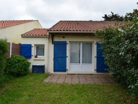 vente maison LA BERNERIE EN RETZ 35m2 152000€