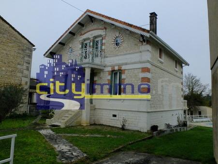 Vente Maison L ISLE D ESPAGNAC Réf. 3129 - Slide 1