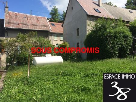 Maison 127000 €  Réf. HF976 La Motte d'Aveillans