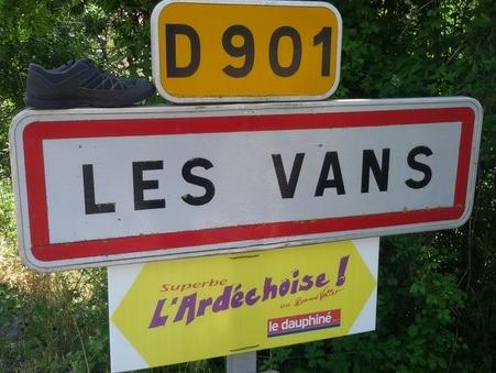 Vente Chateau LES VANS Réf. Les Vans - Slide 1