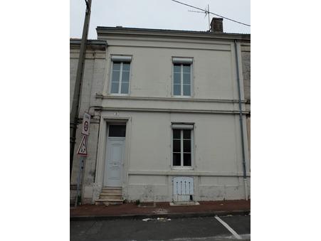 Vente Maison SOYAUX Réf. 1216 - Slide 1