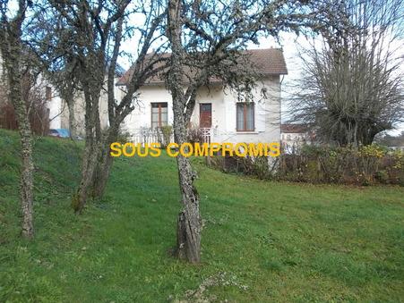 vente maison Eygurande 76000 €