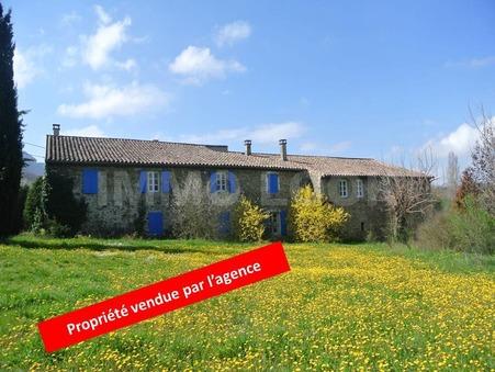 Vente mas propriete LA BEGUDE DE MAZENC 625 m²  660 000  €