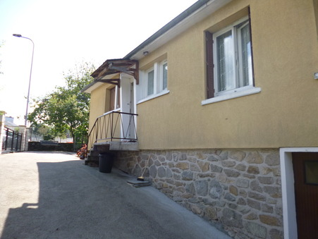 vente maison USSEL 0m2 117800€