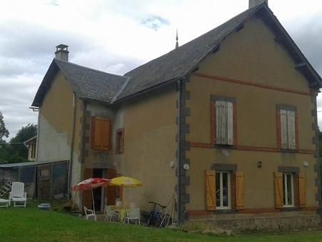 vente maison Eygurande 165m2 128400€