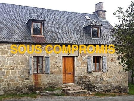 vente maison Meymac 0m2 66000€