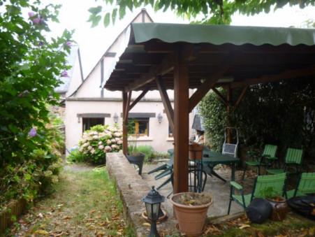 Achat maison St Cyprien sur Dourdou Réf. 515