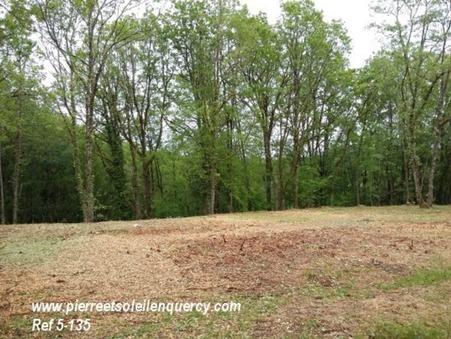 vente terrain ST CIRQ LAPOPIE 9000m2 66000€